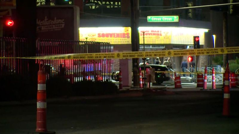 An officer was reportedly shot in one of two officer-involved shootings overnight in Las Vegas....