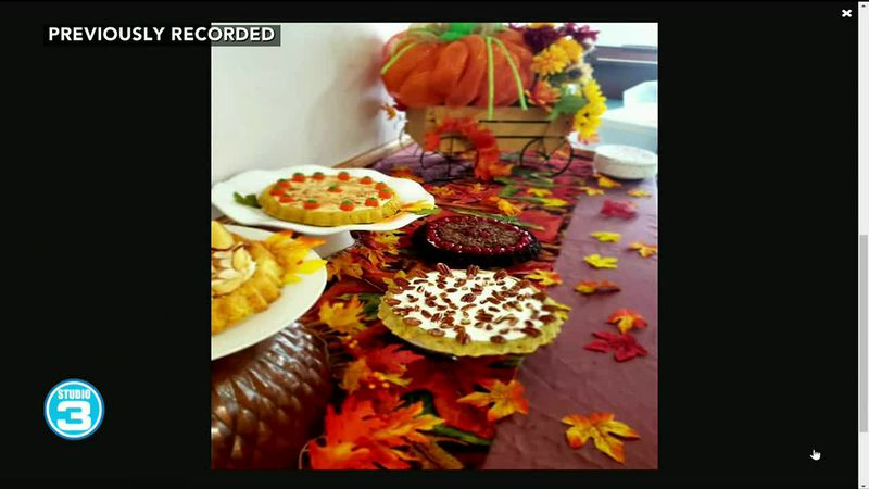 Local man enters 'The Greatest Baker' contest