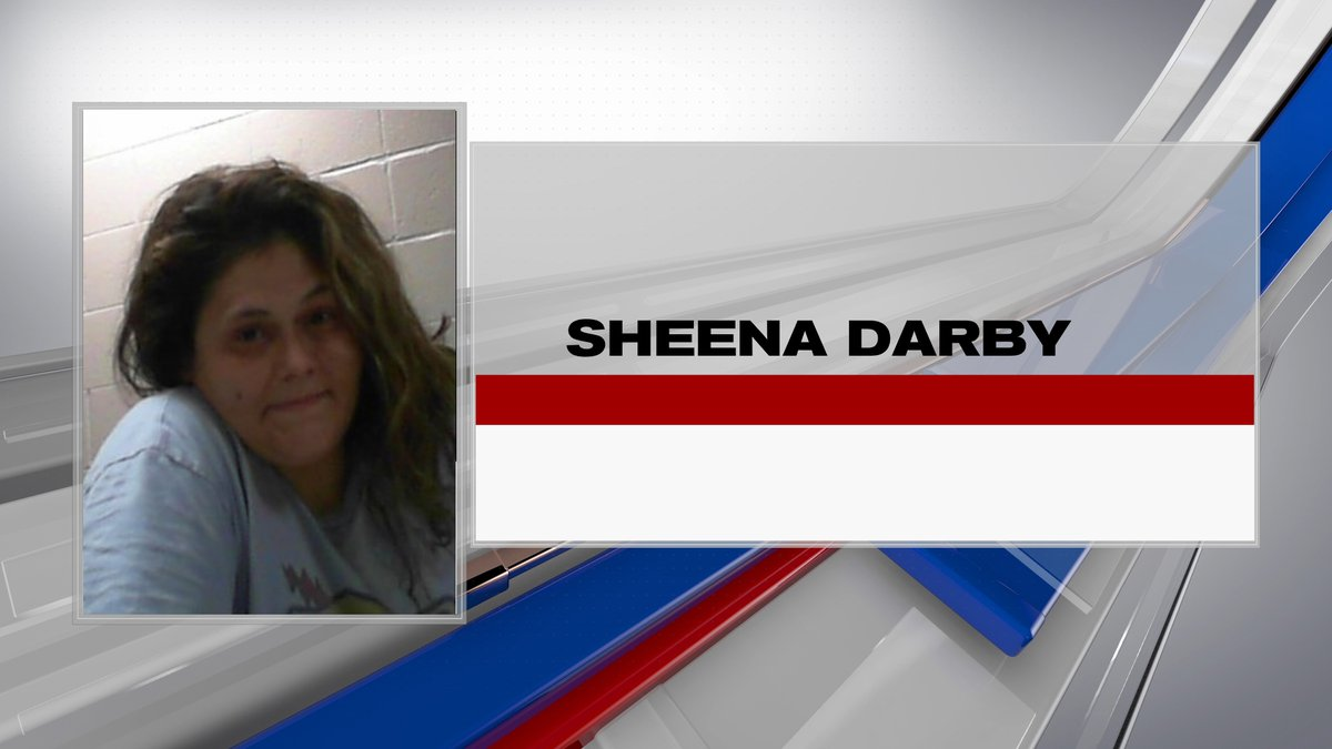 Sheena Z. Darby, 31, was charged with conspiracy to inflict injury to persons. Darby was wanted...