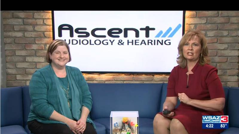 Dr. Rebecca Brashears from Ascent Audiology and Hearing answers the question, 'How loud is too...