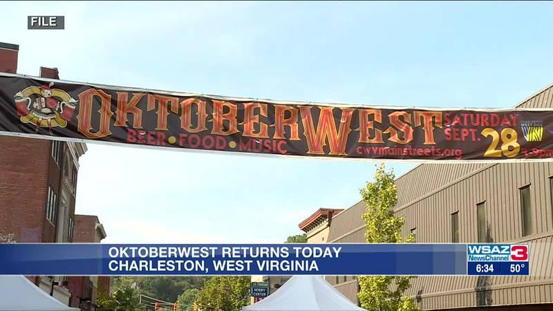 The festival returns to Charleston on Saturday evening.