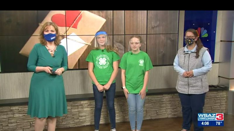 Julie Tritz with the 4-H Extension Agency in Wayne County, West Virginia discusses a new...