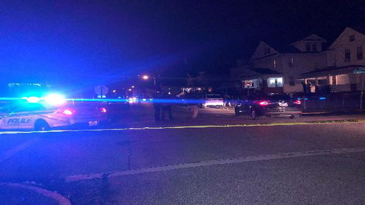 Police are investigating a scene of shots fired in Charleston Tuesday afternoon.