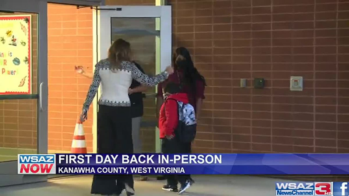 Kanawha County Schools will return to in-person learning five days a week soon.