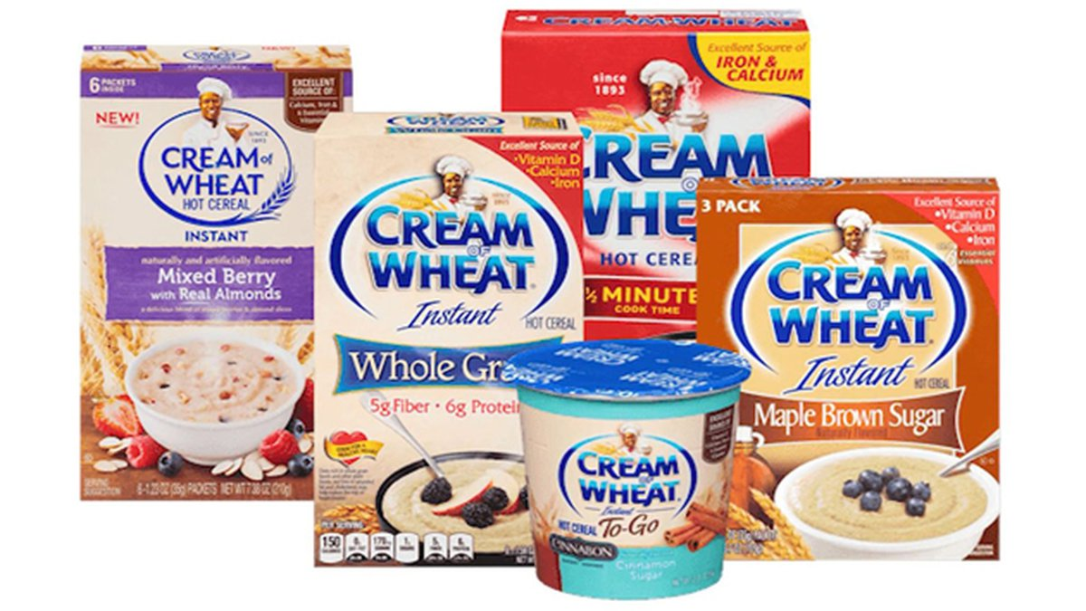 Cream of Wheat's parent company said its packaging will undergo a review. (Source: Cream of...