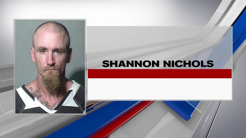 Shannon Nichols was found by deputies late Tuesday night, and rushed to the hospital after...