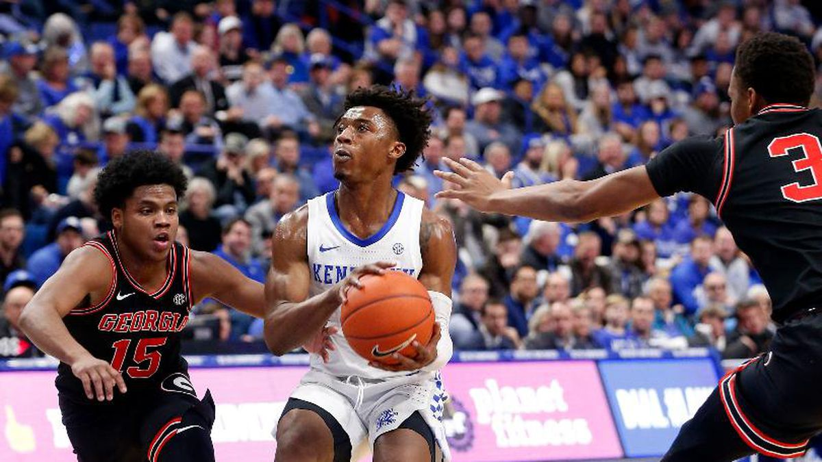 Kentucky Tops Dawgs Again