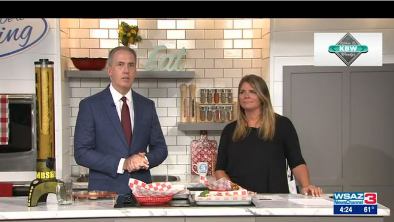 Christy Bare shares all the new hot items that you can get at their locations in Ashland and...