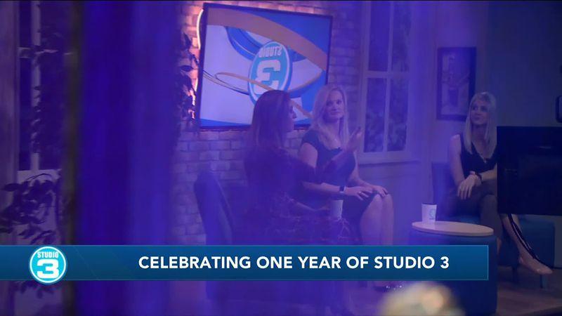 Celebrating one year of Studio 3