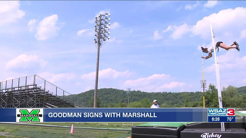 The Winfield graduate will join Marshall's program this fall.