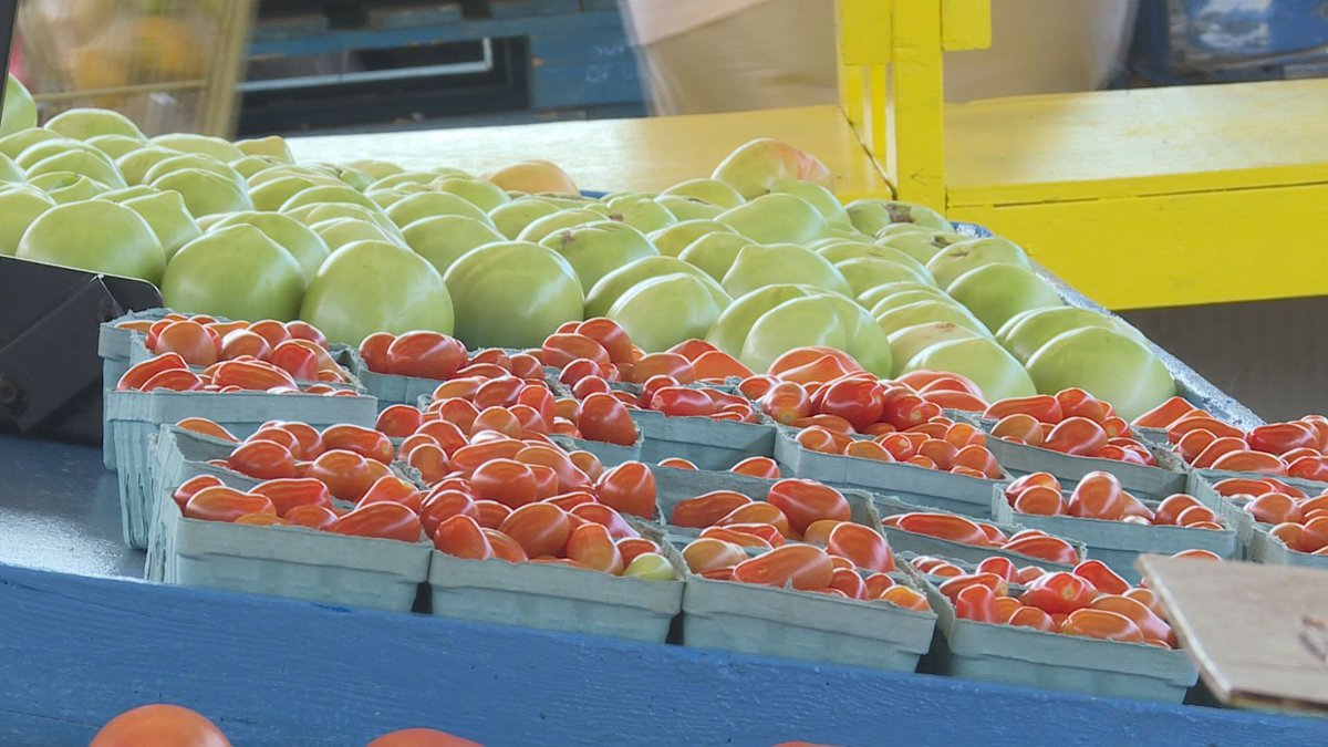 For the first time, SNAP and EBT cards can be used in the Capitol Market's outdoor market....