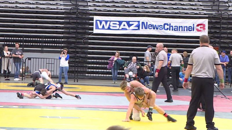 The 2021 WSAZ Wrestling Invitational has been moved to February