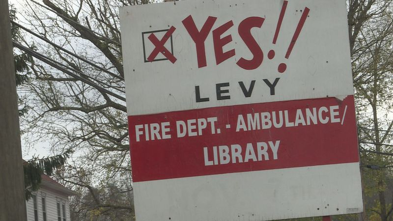 The Roane County EMS, Fire and Library Levy is up for renewal in this November's election.