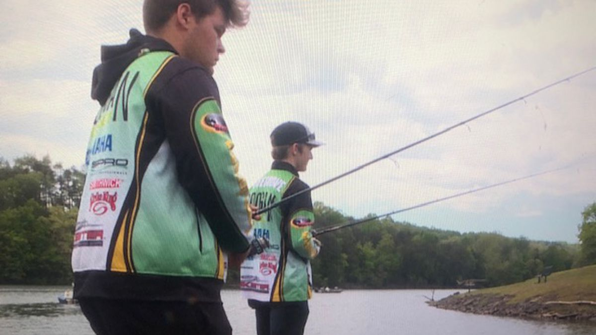 Greenup Co. fish team