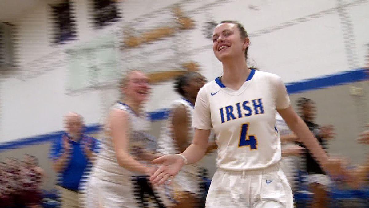 St. Joe's Grace Hutson Wins Gatorade WV Girls Basketball State Player Of The Year