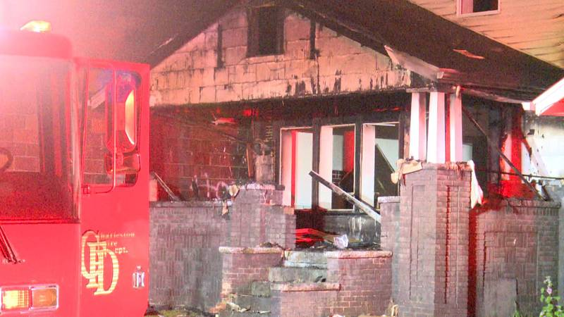 Charleston Fire Department has had to battle seven house fires and one brush fire in the matter...
