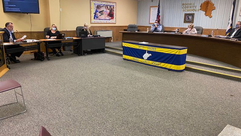 The Boone County Board of Education voted Monday to continue with their current model for...