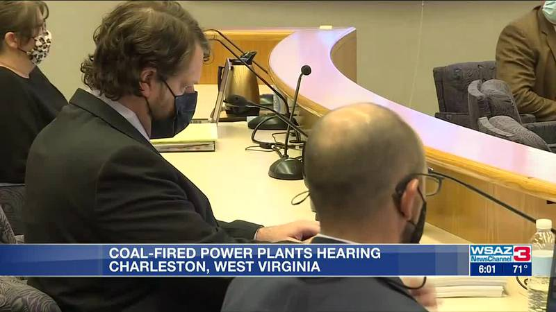 Lawyers prepare for Friday morning's AEP rate increase hearing.