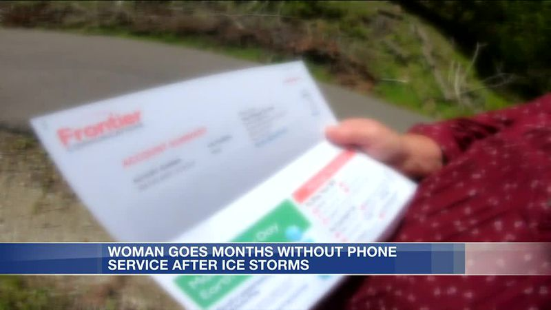 For nearly three months, Darlene has been counting down the days to make a call from her home...