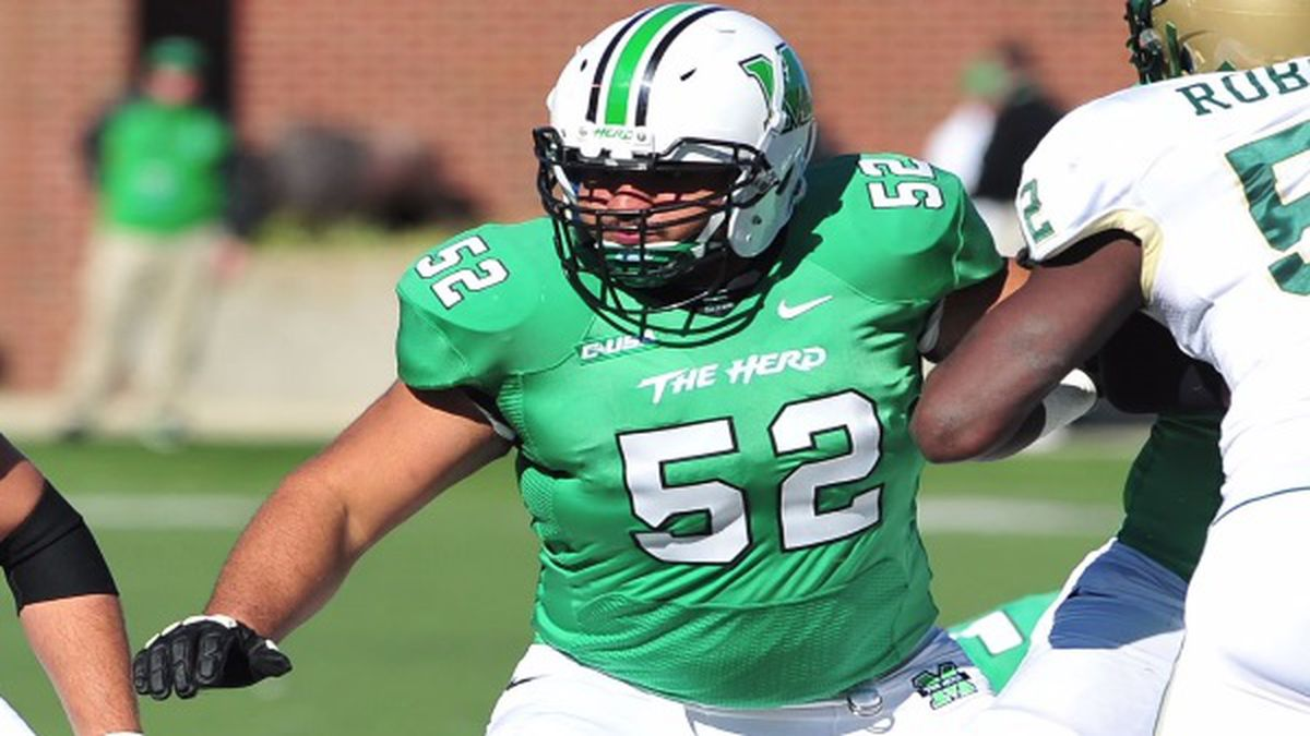 Former Herd Lineman Blake Brooks Passed Away Friday