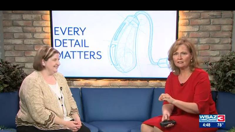 Doctor Rebecca Brashears from Ascent Audiology and Hearing shares how to help loved ones or...
