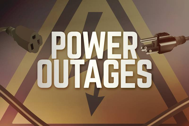That's according to Appalachian Power's outage map as of 9 p.m. Thursday.