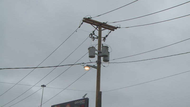 An AEP spokesperson said ice storms can be very damaging for electrical utilities.
