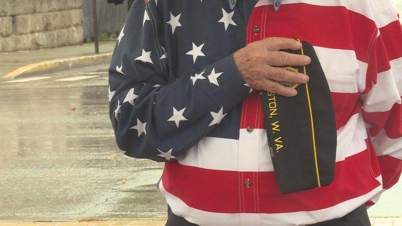 Veterans Day celebrated virtually in Charleston