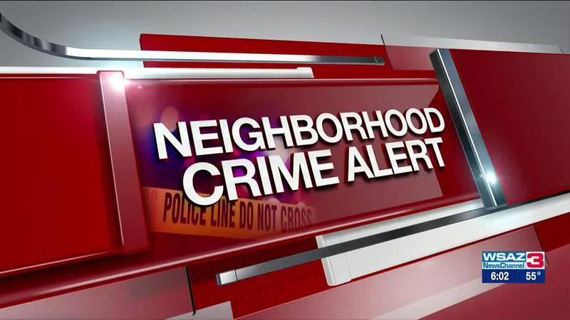 Guns stolen in string of car break-ins
