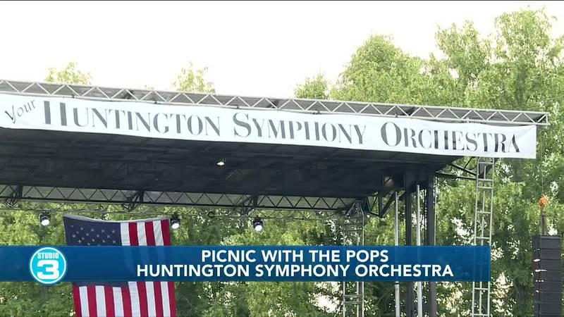 Huntington Symphony Orchestra talks Picnic with the Pops