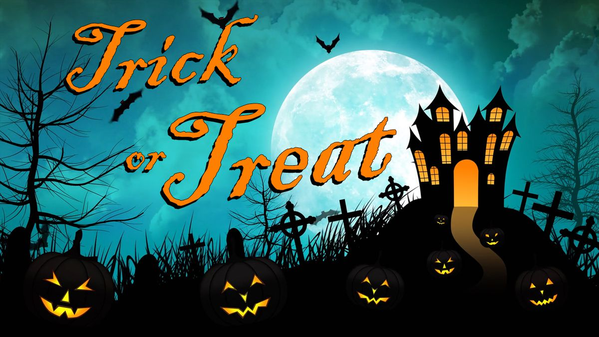 Halloween Dates And Times 2020 2020 Trick or Treat dates and times