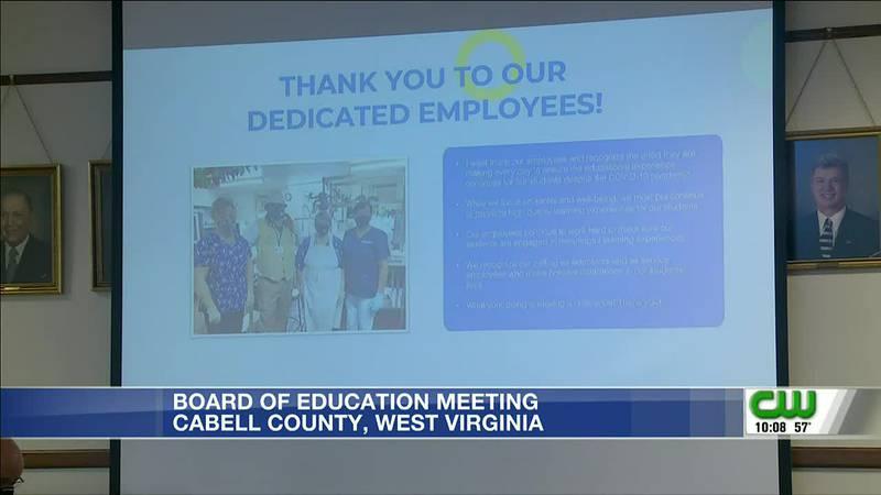 School district looks to amend their employee attendance program