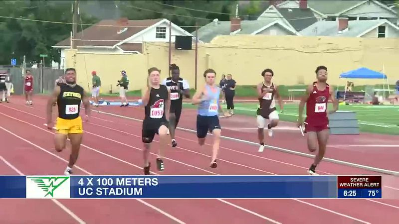 Black Knights crowned champs in boys track and field tournament