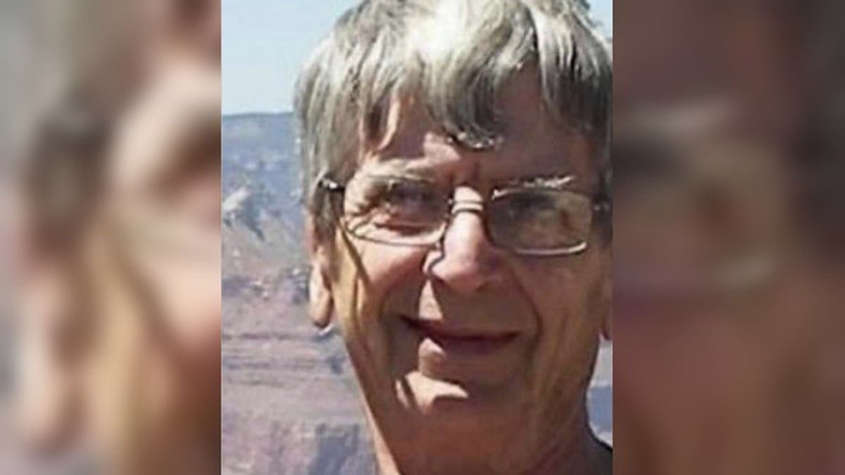 Phillip Richard Elswick, 77, has been reported missing since 12:30 a.m. on Sunday in Van, West...
