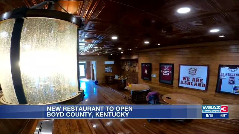New restaurant to open in Boyd County, Kentucky.