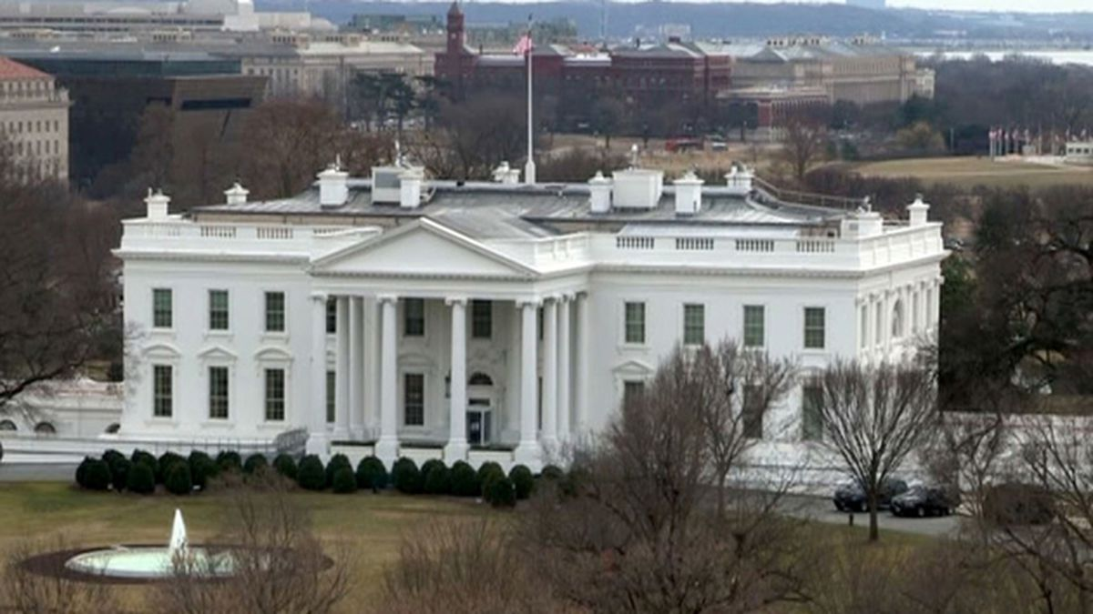 The White House is shown in this file photo. (Source: Gray News/file)