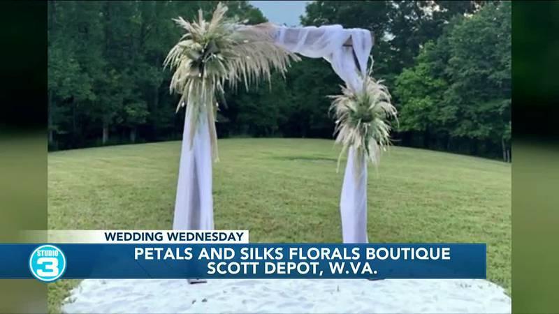 Wedding Wednesday   Petals and Silks Florals Boutique