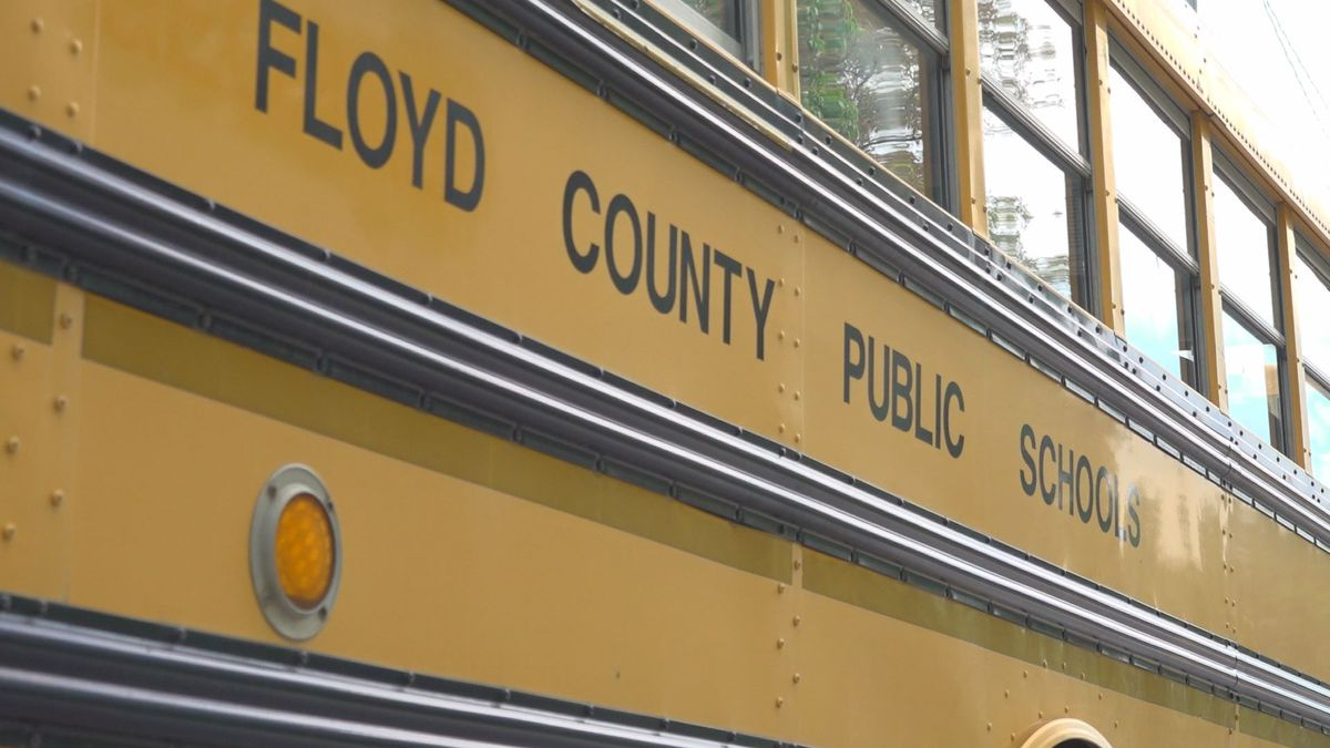 School officials say the second grade class at Allen Elementary and the second and third grade classes at Prestonsburg Elementary have all been sent home.