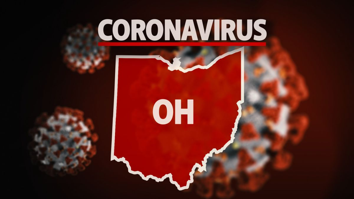 COVID-19 cases in Ohio near the 100,000 mark.
