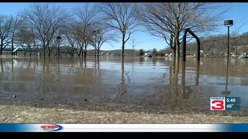 How the Corps of Engineers uses dams to control flooding downstream