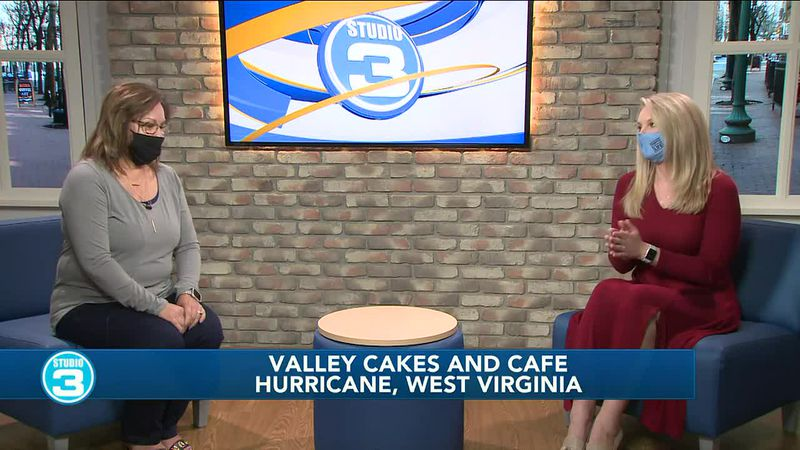 Wedding catering with Valley Cakes and Café