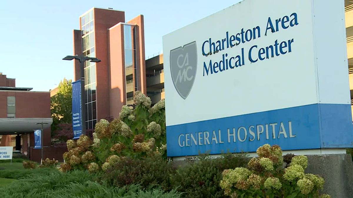 Charleston Area Medical Center announced updates to their visitation policy Sunday.