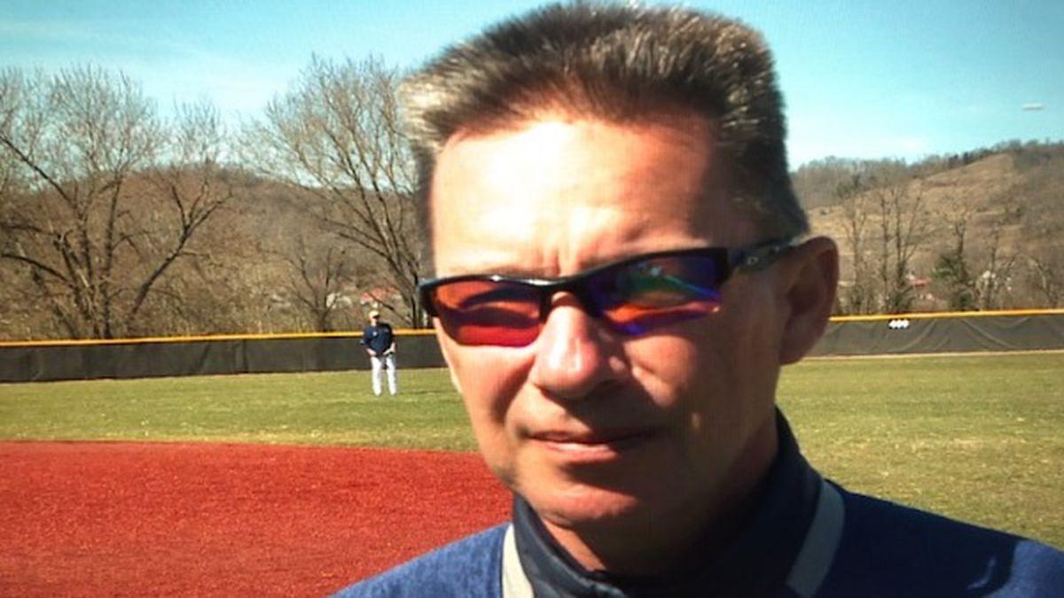 Chris Sabo now head coach with Akron baseball