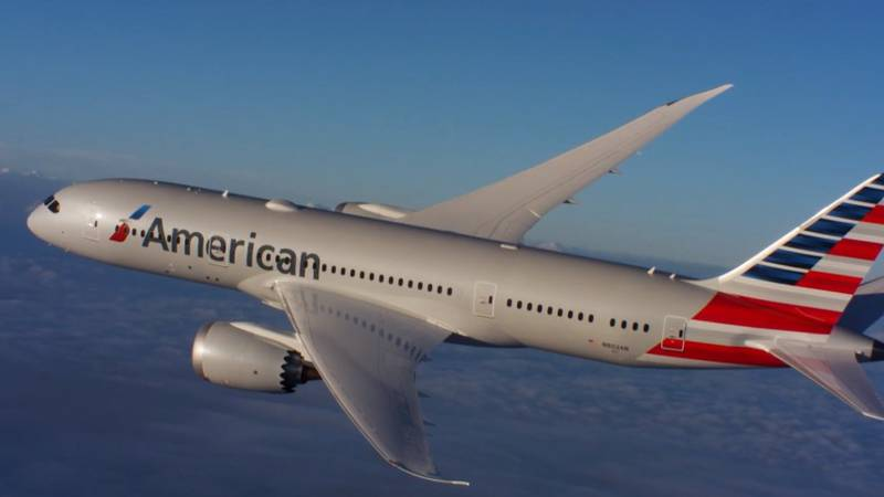 American Airlines cancel summer flights, citing worker shortages and weather issues.