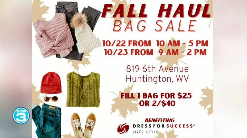 Fall Haul Bag Sale with Dress for Success
